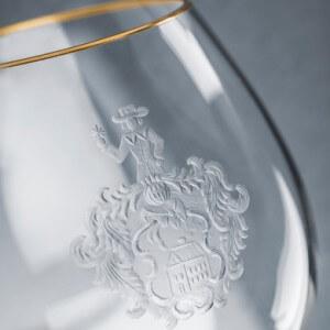 Individuelles Design für Kristallglas - OertelCrystal