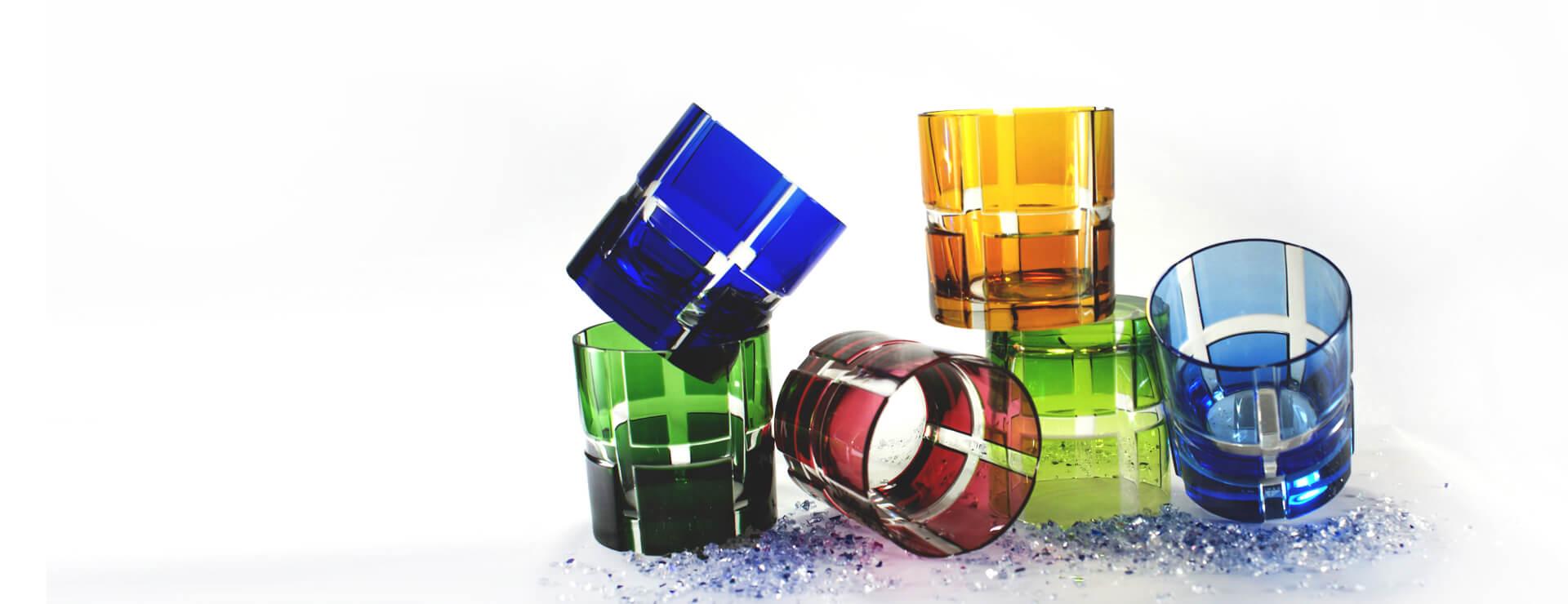 Whiskytumbler Quadrone